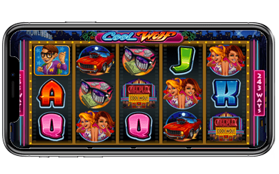 coolwolf - Top 5 Online Casinos for iOS