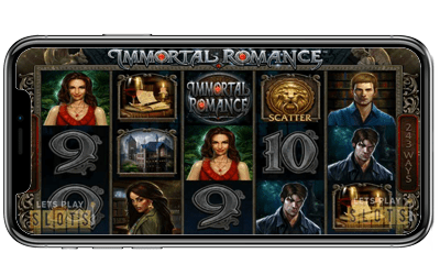 immortal - Top 5 Online Casinos for iOS