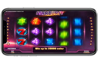 starburst - Top 5 Online Casinos for iOS