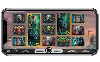 warlords - Top 5 Online Casinos for iOS